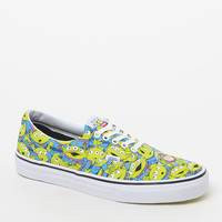 Vans x Disney Toy Story Era Glow In The Dark Shoes at PacSun.com