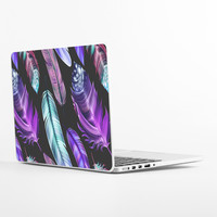 Mystic Feather Laptop Skin