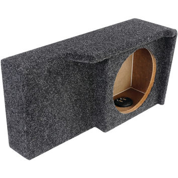 """Atrend Bbox Series 10"""" Subwoofer Box For Ford Vehicles (single Downfire)"""