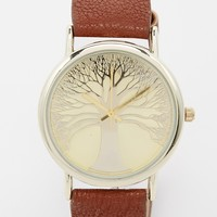 ASOS Tree Of Life 3D Watch