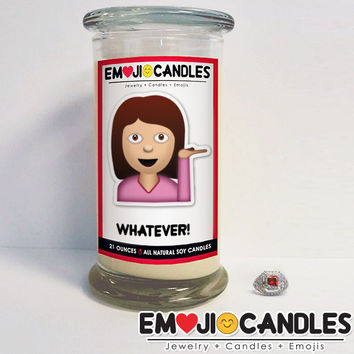 Whatever! - Emoji Candles