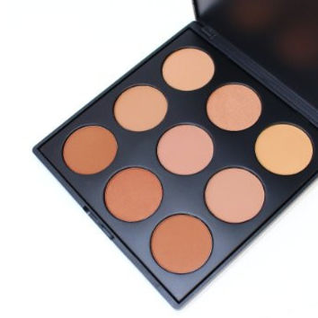 That Glow Bronzer Palette (9 colors) Gift