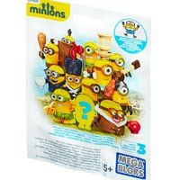 Mega Bloks Buildable Minions Blind Packs Series III