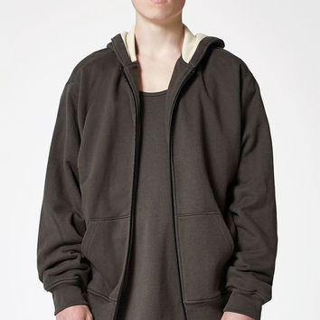 FOG - Fear Of God Essentials Thermal Zip Hoodie at PacSun.com