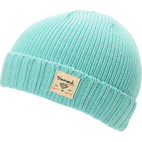 Diamond Supply City Cuff  Mint Beanie at Zumiez : PDP