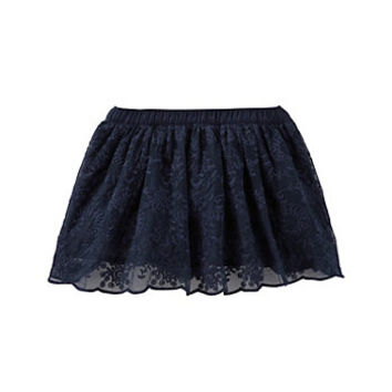 Baby Girl OshKosh B'gosh® Lace Skirt