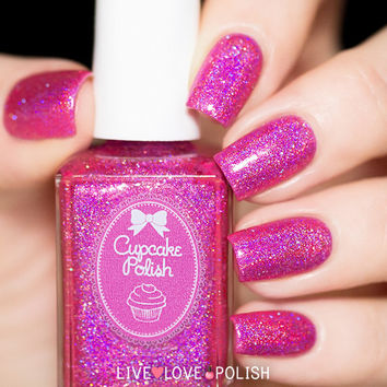 Cupcake Polish Folies Bergere Nail Polish (Las Vegas Showgirls Collection)