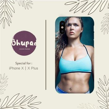 RONDA ROUSEY THE HOLLYWOOD REPORTER MAGAZINE SPORTS IPHONE X