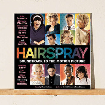 Various Artists - Hairspray Soundtrack 2XLP - Urban Outfitters