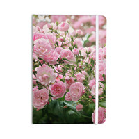 "Sylvia Cook ""The Fairy Rose"" Pink Floral Everything Notebook"