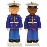 Dress Blue USMC Ornament | The Marine Shop