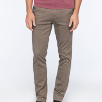 Rsq London Mens Skinny Chino Pants Taupe  In Sizes