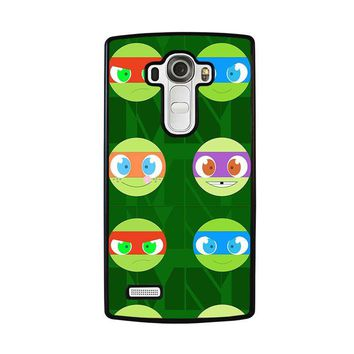 TEENAGE MUTANT NINJA TURTLES BABIES TMNT LG G4 Case Cover