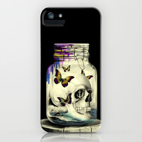 Sink or swim iPhone & iPod Case by Kristy Patterson Design