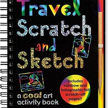 Travel Scratch & Sketch Scratch & Sketch