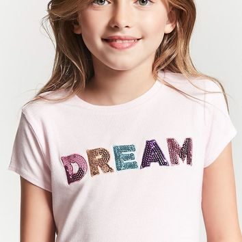 Girls Dream Graphic Tee (Kids)
