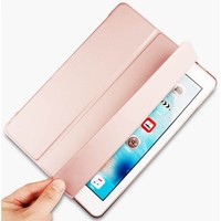 Luxury Magnetic Rose Gold Leather Smart Case Cover for iPad mini 1/2/3 - Walmart.com