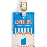 Skinnydip 'Milk' Luggage Tag | Nordstrom