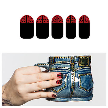Lady Luck - Nail Wraps (Set of 22)
