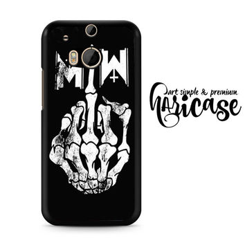 Motionless In White HTC One M8 | M9 Case
