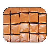 Kraft Caramel Squares Candy: 5LB Bag