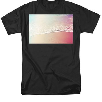 Ocean Air, Salty Hair, Watercolor Art By Adam Asar - Asar Studios - Men's T-Shirt  (Regular Fit)