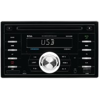 Boss Audio Double-din In-dash Am And Fm And Cd Receiver With Bluetooth