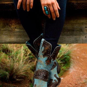 Double D Ranch Ranchitos Ridge Boots by Old Gringo