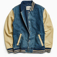 Levi's Silvertab Varsity Jacket | Urban Outfitters