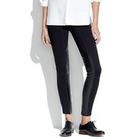 Ponte Panel Leggings - pants - Women's PANTS & SHORTS - Madewell