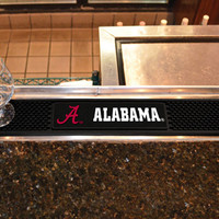 University of Alabama Drink Mat 3.25x24
