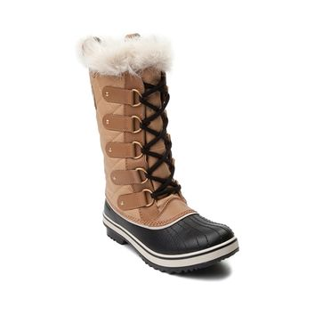 Womens Sorel Tofino Tall Duck Boot