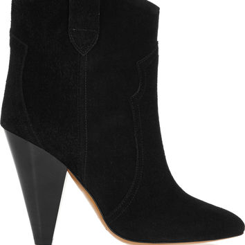Isabel Marant - Roxann suede ankle boots