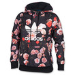 Women's adidas Trefoil Allover Floral Hoodie