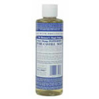Dr. Bronner's Magic Soaps 18-in-1 Hemp Pure Castile Soaps Peppermint 8 fl. oz.
