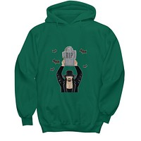 Dead Man Walking R.I.P HOF Wrestler Hoodie Sweater