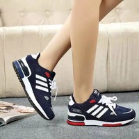Adidas Fashion All-match Unisex Multicolor Sneakers Couple Running Shoes