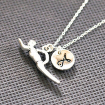 Horse Necklace.Personalized Initial Friendship Animals Necklace. gift for friend sister mom her No78