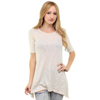 Loose Off-White T Shirt