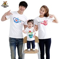 Family Set - T-Shirt Matching Family Clothing Outfits For Family