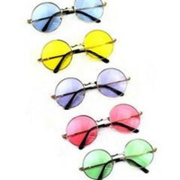 RAINBOW CIRCLE SUNGLASSES