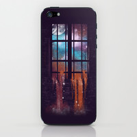 Let the Stars Flow Into You V.2 iPhone & iPod Skin by Dan Elijah G. Fajardo