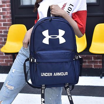Under Armour Casual Fashion Sport School Satchel Shoulder Bag Travel Bag Backpack