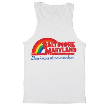 There's More Than Murder Here (White) / Tank