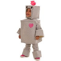 Rosalie the Robot Costume - Kids (Blue)