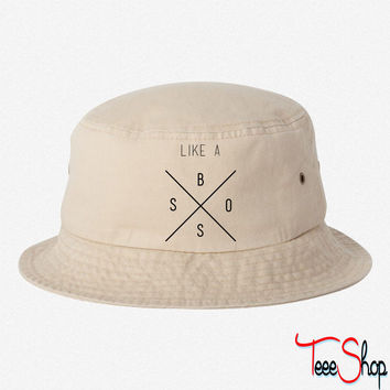 Like a Boss BUCKET HAT