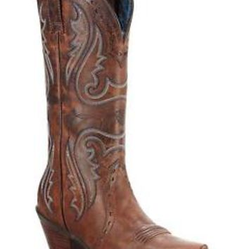 Ariat Women's Heritage Western Cowgirl Boot Snip Toe - 10010265
