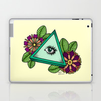 I See You △ Laptop & iPad Skin by haleyivers