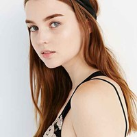 Chloe Silk Twist Headwrap- Black One