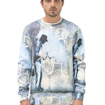 GREY GHOST Sweatshirt